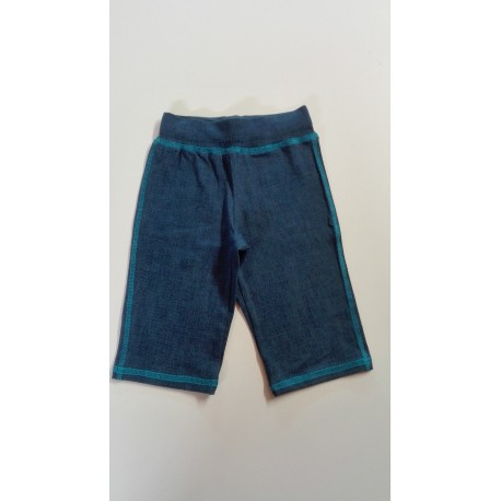 Slabé riflové 3/4 kalhoty